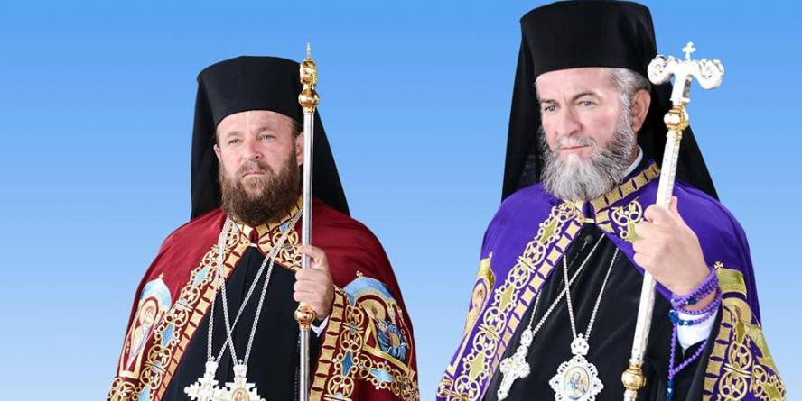 Unde liturghisesc și predică întâistătătorii episcopiei, de Sf. Cuvioasă Parascheva