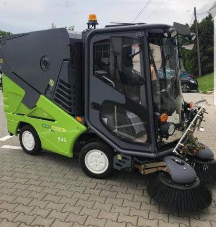 Într-o lună, Cavnicul va avea mașină de curățare stradală