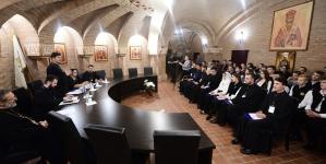 """Toți concurenții Concursului eparhial de muzică bizantină """"Ziua Învierii"""" au  fost premiați (GALERIE FOTO)"""