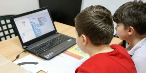 Tabără de informatică pentru copii