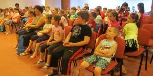 """""""Zilele filmului pentru copii"""" la Biblioteca Judeţeană"""