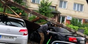 Cuantumul ajutoarelor de urgență pentru sprijinirea populației afectate de fenomenele meteorologice periculoase, produse începând cu luna mai