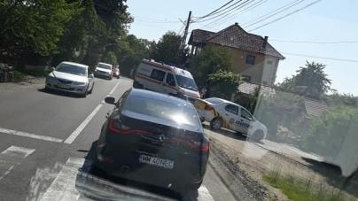 Cei patru răniți din accidentul de la Groși provin din mașina șoferului vinovat