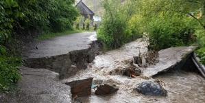 45 000 000 lei e valoarea pagubelor produse de furtuni și ploi în luna mai