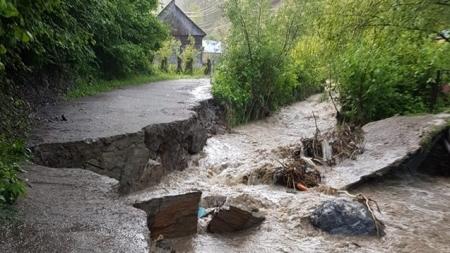 Peste 1,2 milioane de euro alocate pentru obiective afectate de calamități naturale din 15 localități din Maramureș