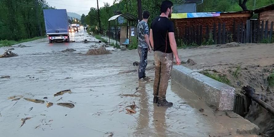 Recomandările DSP pentru maramureșenii din zonele afectate de inundații