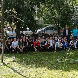 """Școala """"Nicolae Iorga"""", pe primul loc în județ la """"Marea voluntariadă"""""""