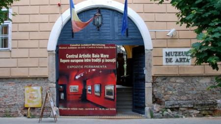Muzeul Județean de Artă  – programul de  Rusalii