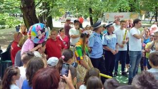 """""""Orășelul copiilor"""" în Parcul """"Regina Maria"""""""