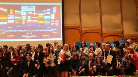 """Colegiile băimărene """"Mihai Eminescu"""" și """"George Barițiu"""" au primit titlul de """"Școală Europeană 2019"""""""
