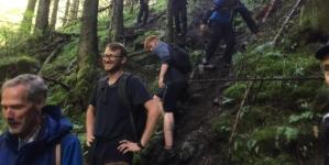 Trei profesori britanici, rătăciți în Pietrosul Rodnei și recuperați de maramureșeni (VIDEO)