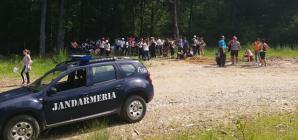 Siguranță și în vacanța a 100 de elevi ieșeni, aflați în tabără în Maramureș
