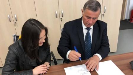 S-a semnat  contractul de finanțare pentru creșa de 60 de locuri din Tăuții Măgherăuș