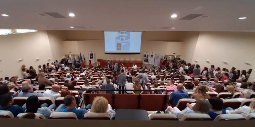 """Dorel Vișan în Baia Mare: """"să aveți puterea să rămâneți tineri"""""""