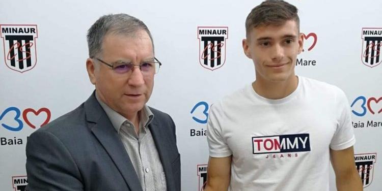 TRANSFER DE SENZAȚIE. Sorin Șerban (Minerul Baia Mare): din Liga 3 la FCSB, pentru 100.000 de euro și 15% dintr-un viitor transfer
