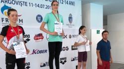 Înotătoarea Vanessa Popa Raț – aur și argint la naționalele de cadeți