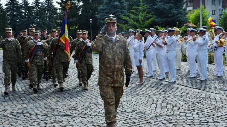 Ziua Imnului Național, marcată și în Baia Mare (GALERIE FOTO)