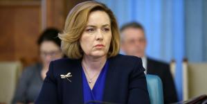 Curățenia de după Dragnea: ministrul de Interne, Carmen Dan, a demisionat înainte de a fi demisă