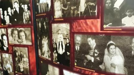 """Până la final de august poate fi vizitată expoziția foto-documentară """"Rezistența anticomunistă din Nucșoara. Portrete de familie"""""""