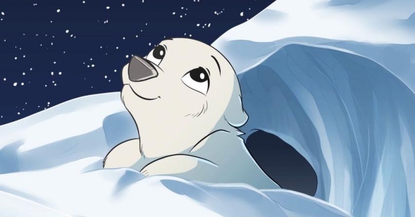 Campanie de strângere de fonduri pentru un film de animație cu Fram, ursul polar