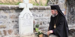 Duminică, la Unguraș, noua capelă de cimitir va fi binecuvântată de PS Părinte Iustin
