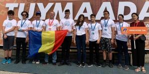 """Doi """"șincaiști"""" medaliați la  Olimpiada Internaţională Pluridisciplinară Tuymaada"""