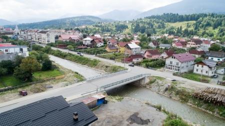 Proiecte în Borșa de zeci de milioane de euro – unele finalizate, altele în derulare