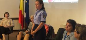 """Tinerii veniți în Baia Mare pentru concursul """"Next Generation"""" au fost întâmpinați cu poliția"""