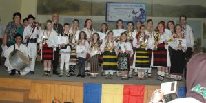 """Maramureșeni premiați la Festivalul–concurs național """"Armonii românești"""""""