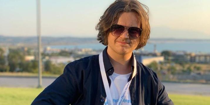 Șincaistul Radu Herzal, fizicianul de argint al lotului român de la Olimpiada Balcanică