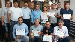 Baia Mare a găzduit întrecerile Cupei Asociației Sportive a Pompierilor din România la șah, finala pe IGSU