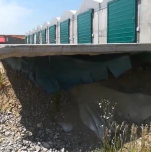 160 de milioane lei pentru lucrările suplimentare de la depozitul ecologic de la Sârbi