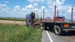 Accidente non-stop: moartea vine și pe bandă de  acostament