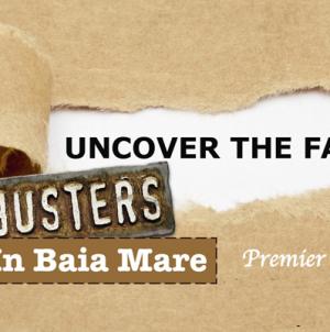 """Cea de-a doua întâlnire din cadrul workshop-ului """"Uncover the facts. Mythbusters"""""""