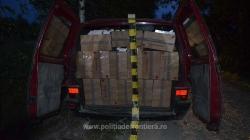 S-au confiscat țigări de contrabandă în valoare de peste 636.000 de lei