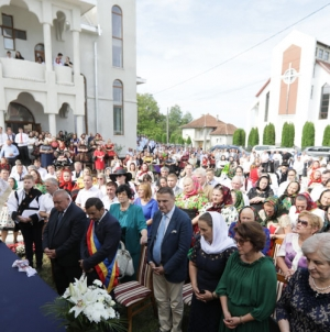 """""""Condițiile create de cei ce au venit la conducerea țării după '90 nu au fost o ofertă pe măsura hărniciei și nobleții poporului român"""""""