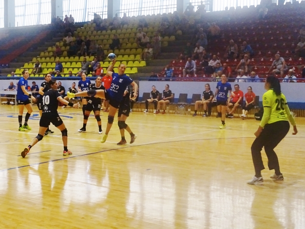 Victorie a băimărencelor în primul meci la Trofeul Minaur (GALERIE FOTO)