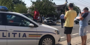 Accident mortal în Săbișa