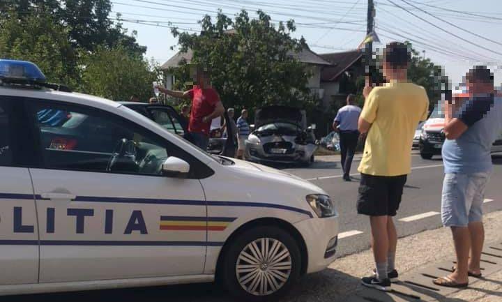 Accident mortal în Săbișa