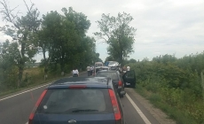 Accident mortal în Cicârlău