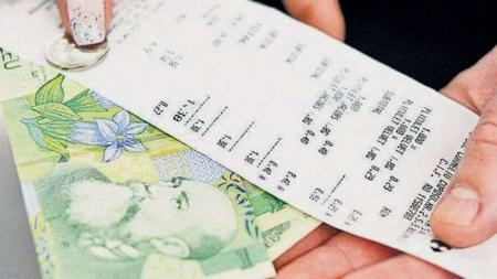 Bacșișul va fi evidențiat pe bonul fiscal