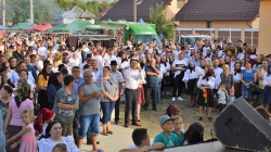 """""""Întâlnirea cu fiii satului"""" la Ieud (GALERIE FOTO)"""