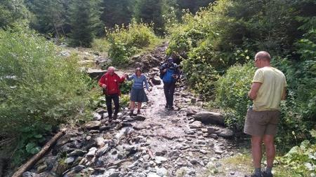 Doi polonezi rătăciți în munții Rodnei au fost recuperați de salvamontiștii maramureșeni