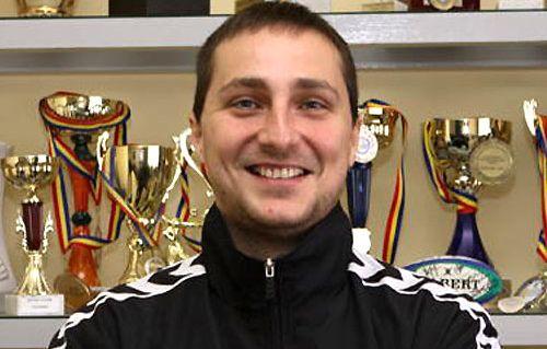 Raul Fotonea, un antrenor ambițios care își respectă meseria. Nu degeaba a fost apreciat de celebrul Xavier Pascual