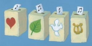 Românii, invitați să voteze cele şase piese care vor reprezenta țara în Cartea de cântece a UE