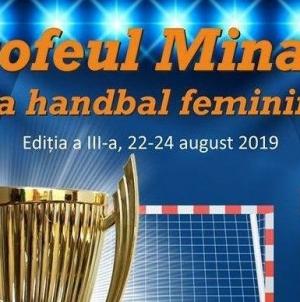 Trofeul Minaur – meciul care va decide câștigătoarea turneului
