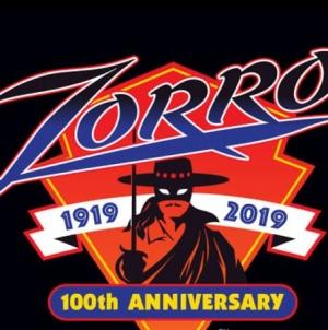 Zorro la 100 de ani