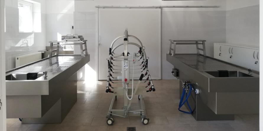 Noi dotări la Spitalul Județean, în valoare de peste 100.000 de euro (GALERIE FOTO)