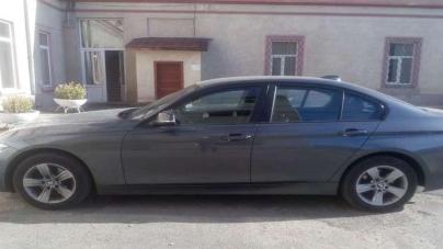 BMW furat din Franța și găsit după patru ani în România