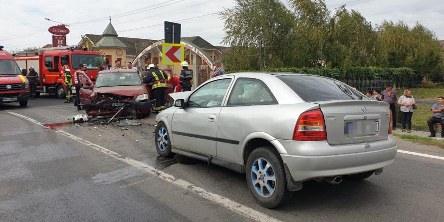 Reality show pe șosele: accident rutier cu patru victime, filmat în momentul impactului